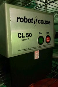kitchen equipment robot coupe class 50