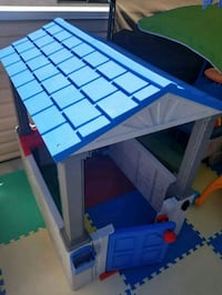 Swing with Slide and Play House (OBO) - $120   Burnaby, V5J 5H8