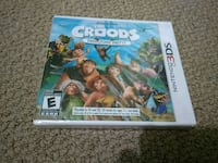 3ds croods prehistoric party brand new sealed  Mississauga, L4X 2V4