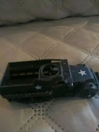 black single cab pickup truck scale model Locust Grove, 30248