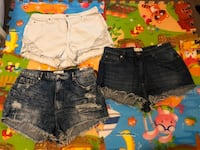 Ladies Garage high waisted short size 13 Calgary, T3J 5G8