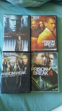 Prison Break DVD Colllection  Winnipeg, R3G 3H5