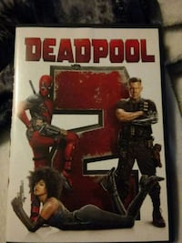 Deadpool 2 DVD  San Angelo, 76903