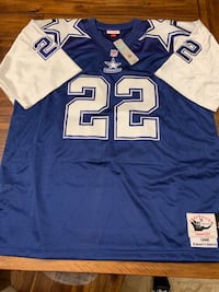 Authentic Emmitt Smith Jersey 3XL Simi Valley, 93065