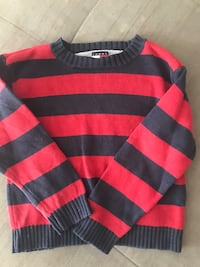 Little boys Tommy Hilfiger sweater - 3T Columbia, 21044