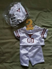 Build-A-Bear Workshop Football Costume Metairie, 70005