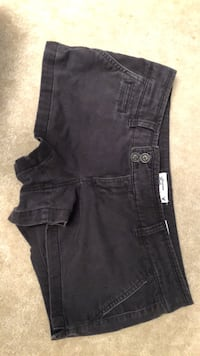American Eagle black cotton shorts Burnaby, V3N 4J1