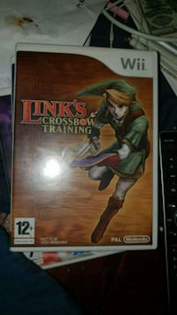 Links crossbow training spill Nintendo Wii  Oslo kommune, 0986