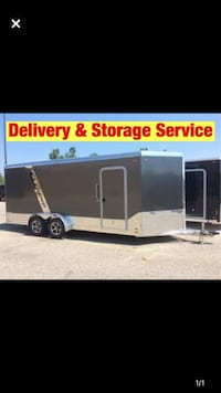 Delivery and storage service Hamilton, L8W 3A1