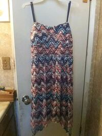 Summer dress Manteca