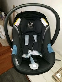 Cybex Aton M Car Seat and Base New York, 10463