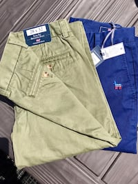 $22 / 2 Pair Vineyard Vines Slim Fit Breaker Pants, Men's Size 28x32 Mc Lean, 22101