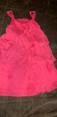 Pretty Dress fits size 7-8 girls 2322 mi