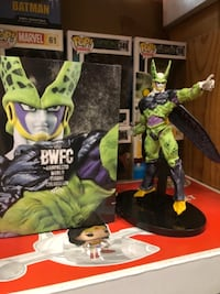 Cell Dragon Ball Z Figure  Los Angeles