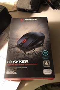 Gaming wireless mouse.
