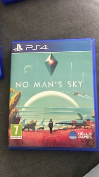 Sony ps4 no man's sky Oslo, 0758