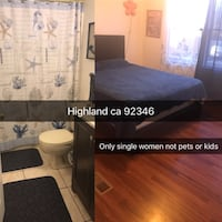 For rent 1BR 1BA Highland