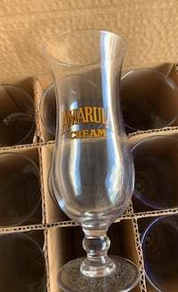 Case of beers glasses - selling the whole case for $15 Caledon, L7C 4A7
