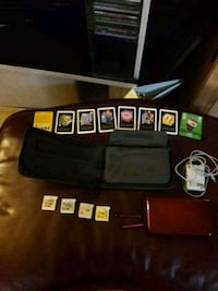 Red 3ds xl with a couple games North Salt Lake, 84054