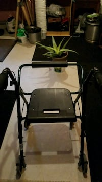 black adult rollator walker London, N6G 5B6