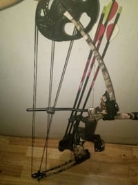 Compound bow Clarion, 16214
