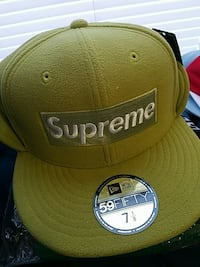 green Supreme New Era 59Fifty cap Portland, 04102