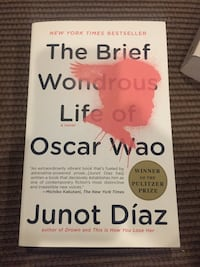 The breif wondrous life of Oscar Wao book