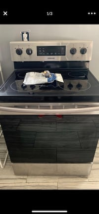 Samsung electric range brand new Yeadon, 19050