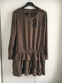 Maison Scotch kjole L, XL