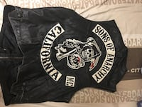 Chaleco de Sons of Anarchy talla: L Madrid, 28009