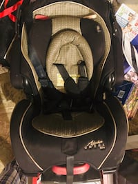 Car seat from infant to 4 years