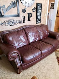 Leather couch Ellsworth, 67439