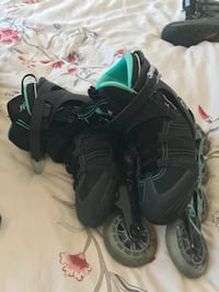 Roller blade size 10 barely used . Negociable Montréal, H4L