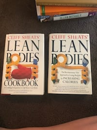 Lean Bodies cook books Lake Tapps, 98391