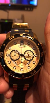 Invicta Chronograph pro Stainless Still Beautiful watch ! Wesley Chapel, 33545