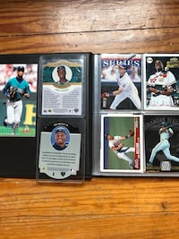 Baseball Cards. Will trade for PS4 games 318 mi