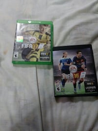 2 games for sale or trade for other two games