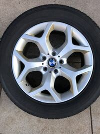 4 Winter Tires w BMW rims Oakville, L6H 5E1