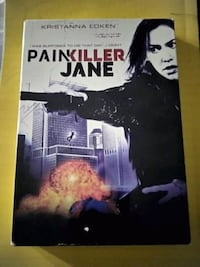 Painkiller Jane The Complete Series DVDs!