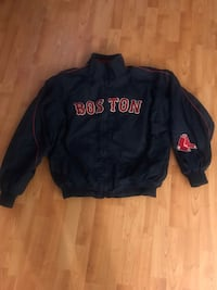 Men's Vintage Red Sox jacket XL Hudson, 03051