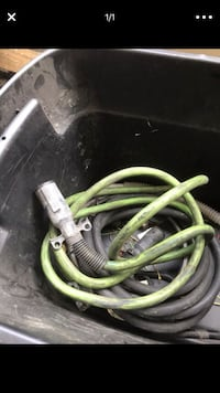 green and black coated cable Tulsa, 74146