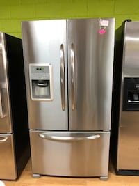 Maytag stainless steel French door refrigerator  Woodbridge, 22191