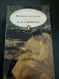 D. H. Lawrence... Women in Love  Beşiktaş