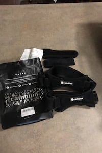 Brand new knee patella straps for the sportsman one size