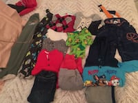 Baby boy clothes Victorville, 92394
