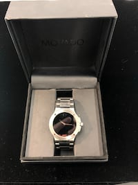 Movado SE Extreme Automatic w/ Black face and Stainless Band in box New Britain, 06053