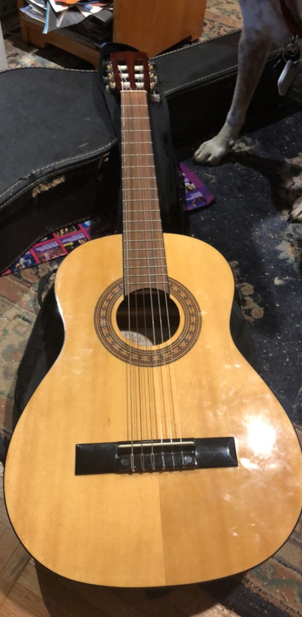 Childrens Acoustic Guitar