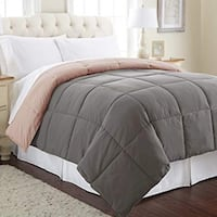 Down Alternative Reversible Comforter (Size Queen/Full) Toronto