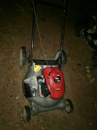 black and red lawnmower Amarillo