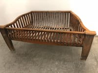 Antique Fireplace Grate 1925 CANFIELD